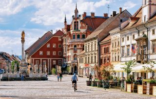 Rondreis Slovenië - Maribor