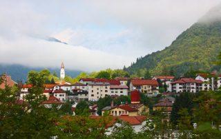 Rondreis Slovenië -Tolmin