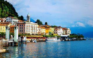 Rondreis langs de Noord-Italiaanse meren - Bellagio - Comomeer