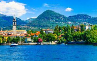 Rondreis langs de Noord-Italiaanse meren - Pallanza - lago Maggiore
