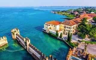 Rondreis langs de Noord-Italiaanse meren - Sirmione - Gardameer