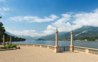 Rondreis langs de Noord-Italiaanse meren - Villa Melzi in Bellagio - Comomeer