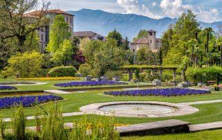 Rondreis langs de Noord-Italiaanse meren - botanische tuin van Villa Taranto - Lago Maggiore