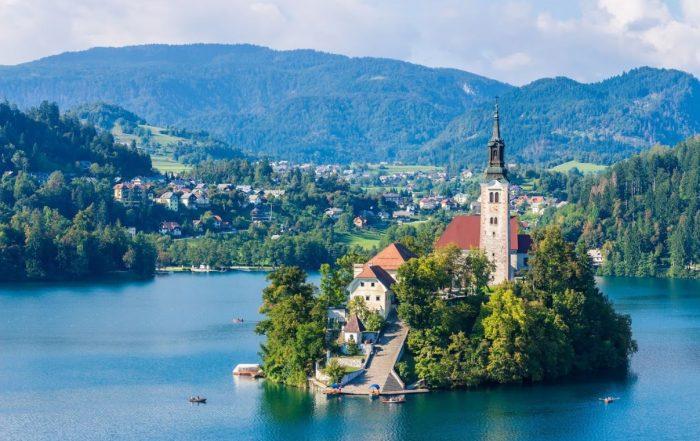 Tuinreis 2019 - Slovenië
