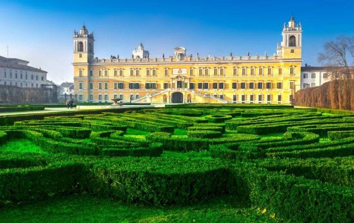 Tuinreis 2019 - Van Bologna tot Parma