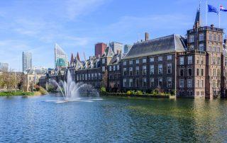 Uitwaaien aan de Nederlandse Kust - Den Haag