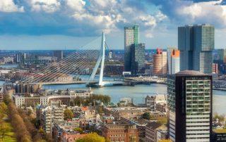 Uitwaaien aan de Nederlandse Kust - Rotterdam