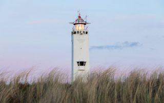 Uitwaaien aan de Nederlandse Kust - vuurtoren - Noordwijk