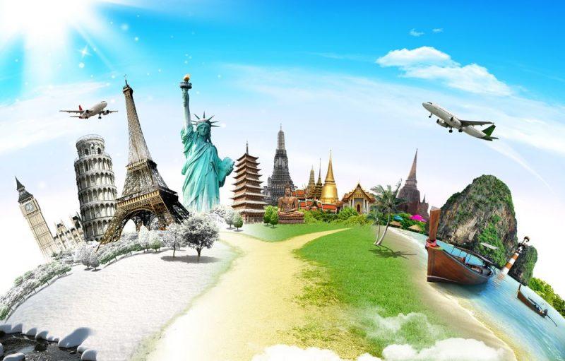 Top vakantiebestemmingen voor 2019