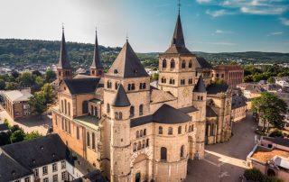 Verken het charmante Trier - Romaanse Katholieke kerk