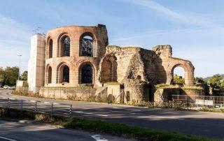 Verken het charmante Trier - Romeinse baden