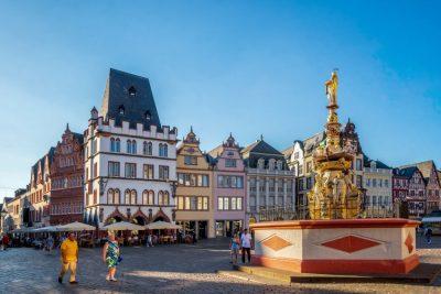 Verken het charmante Trier - de markt