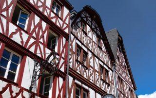 Verken het charmante Trier - vakwerkhuizen