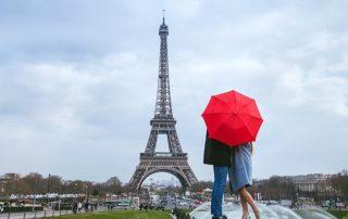 Verras uw Valentijn - Eiffeltoren - Parijs