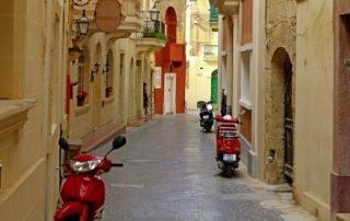 Malta, Gozo op twee wielen - Victoria