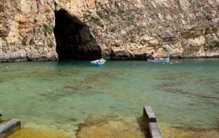 Malta, Gozo op twee wielen - boottocht