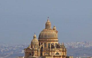 Malta, Gozo op twee wielen - citadel