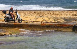 Malta, Gozo op twee wielen - op twee wielen