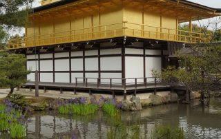 Japan, favoriete bestemming van onze collega Tom - Kyoto - Gouden paviljoen-tempel
