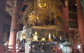 Japan, favoriete bestemming van onze collega Tom - Tōdai-ji tempel in Nara