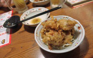 Japan, de favoriete bestemming van collega Tom - Tempura