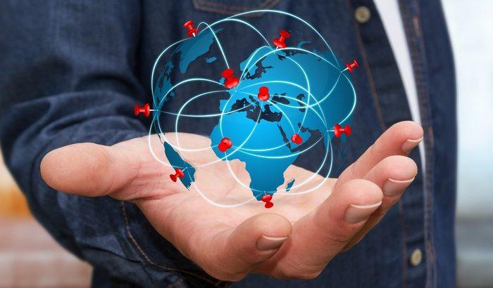 Un réseau international et un bon ancrage local