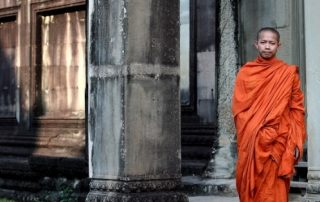 De Mekong, riviercruise van Vietnam naar Cambodja - Angkor Wat tempel