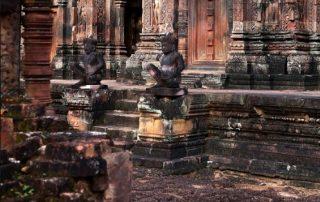 De Mekong, riviercruise van Vietnam naar Cambodja - Angkor Wat tempels