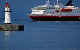 Noorwegen, tussen licht en donker - Hurtigruten