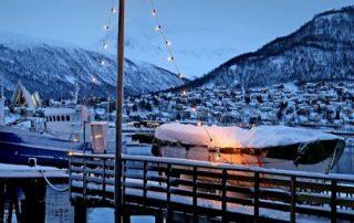 Noorwegen, tussen licht en donker - Tromso