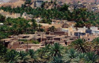 Oman, onwaarschijnlijk oppermachtig - Landschap