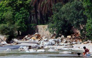 Oman, onwaarschijnlijk oppermachtig - wadi