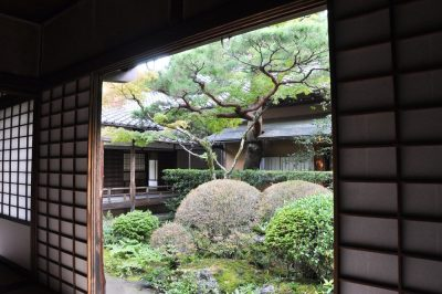 Rondreis Japan - Land van de torii en onsen - Japanse tuin in het Daitoku-Ji Zen tempelcomplex