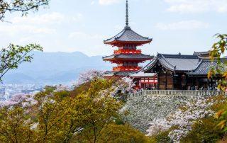 Rondreis Japan – Land van de torii en onsen - Kiyomizu-dera tempel