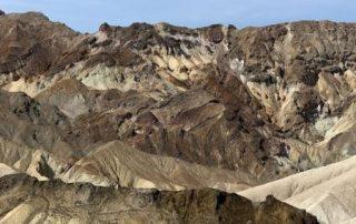 Amerika, de grilligheid der natuur - Zabriskie Point - Death Valley