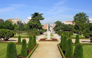 Bruisende citytrip Madrid en Toledo - Parque del Buen Retiro - Madrid