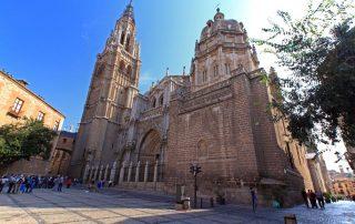 Bruisende citytrip Madrid en Toledo - kathedraal - Toledo