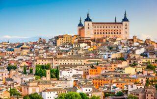 Bruisende citytrip Madrid en Toledo - oud stadscentrum - Toledo