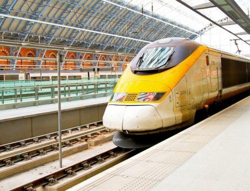 Corporate Service – Internationale treinen