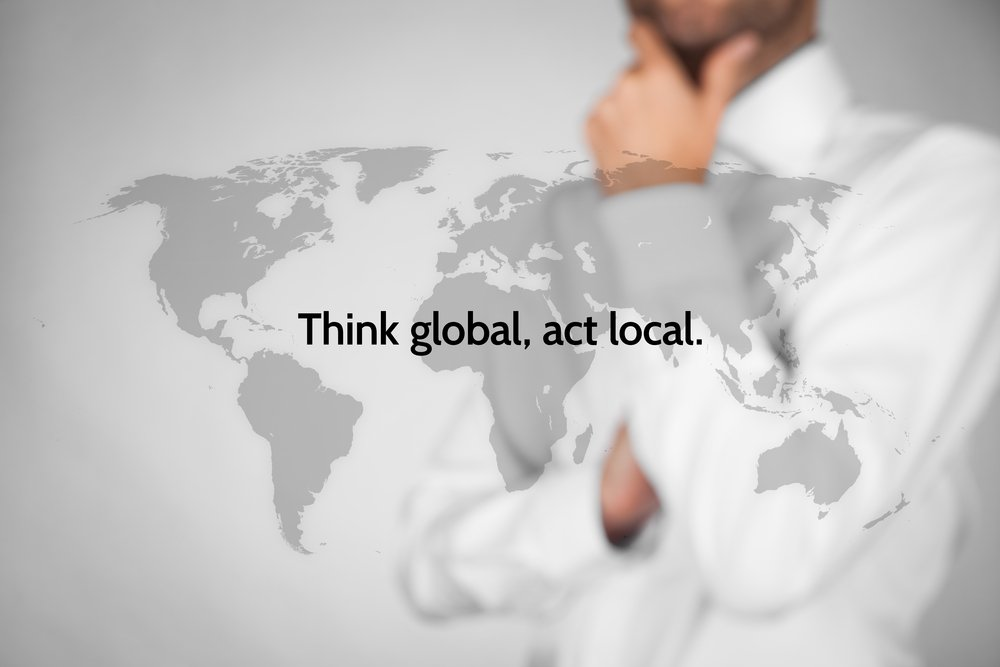 Corporate Service - Local and international
