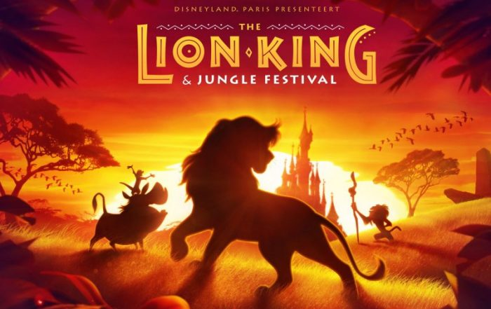 Disney's Lion King & Jungle festival - Lion King (Disneyland® Paris)