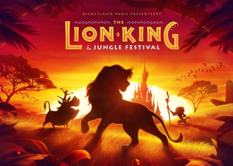 Disney's Lion King & Jungle festival - Lion King (Disneyland® Paris)