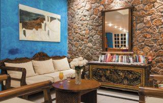 Mykonos en Santorini - Antinea Suites Hotel & Spa - hal