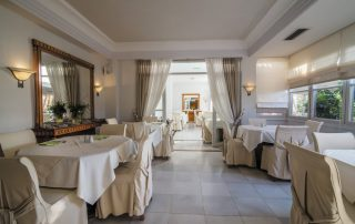 Mykonos en Santorini - Antinea Suites Hotel & Spa - restaurant