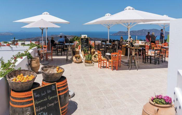 Mykonos en Santorini - Eilandhoppen in de betoverende Cycladen