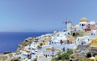 Mykonos en Santorini - Eilandhoppen in de betoverende Cycladen - Mykonos