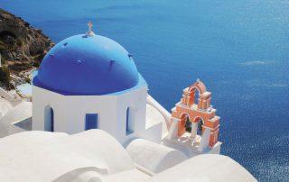 Mykonos en Santorini - Eilandhoppen in de betoverende Cycladen - Santorini