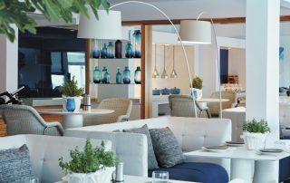 Mykonos en Santorini - Myconian Ambassador Relais & Châteaux - restaurant