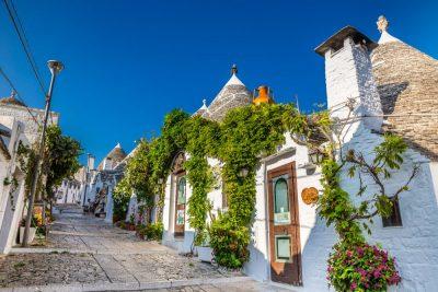 Rondreis Puglia met culturele stop in Matera - Alberobello