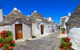 Rondreis Puglia met culturele stop in Matera - Trulli huizen - Alberobello
